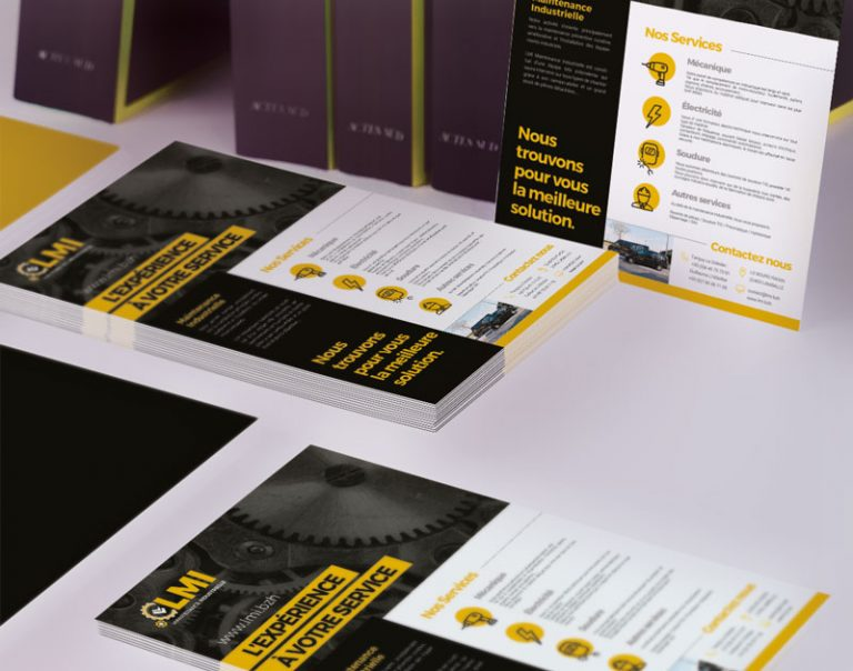 Brochure A4 LMI