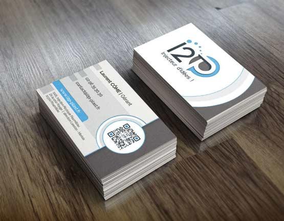 I2P | Identité visuelle + site internet