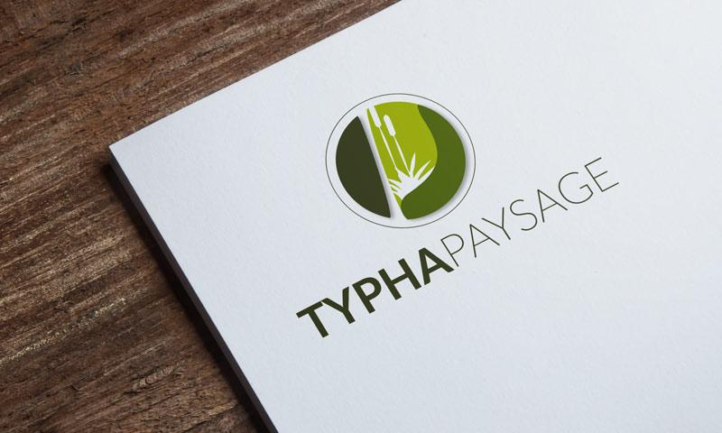 Typha Paysage   Identité visuelle + site internet vitrine