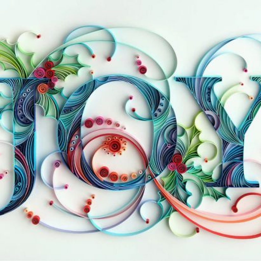 Papiers collés de Yulia Brodskaya